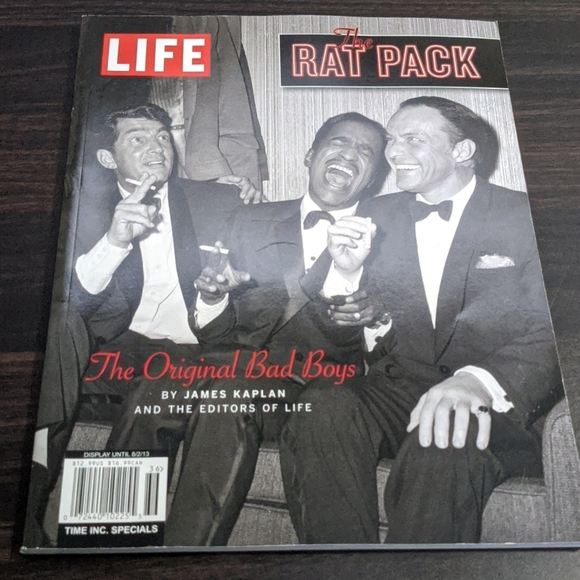 The Rat Pack/Life 8/2/13